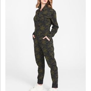 Alloy Tall Limited Edition Camo Jumpsuit